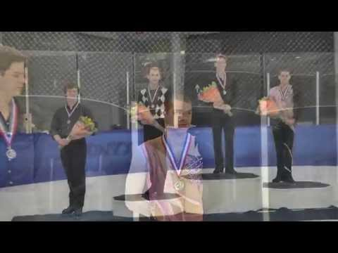 Daniel Palmeri - A Look Inside the 2014 U.S. Collegiate Figure Skating Championships