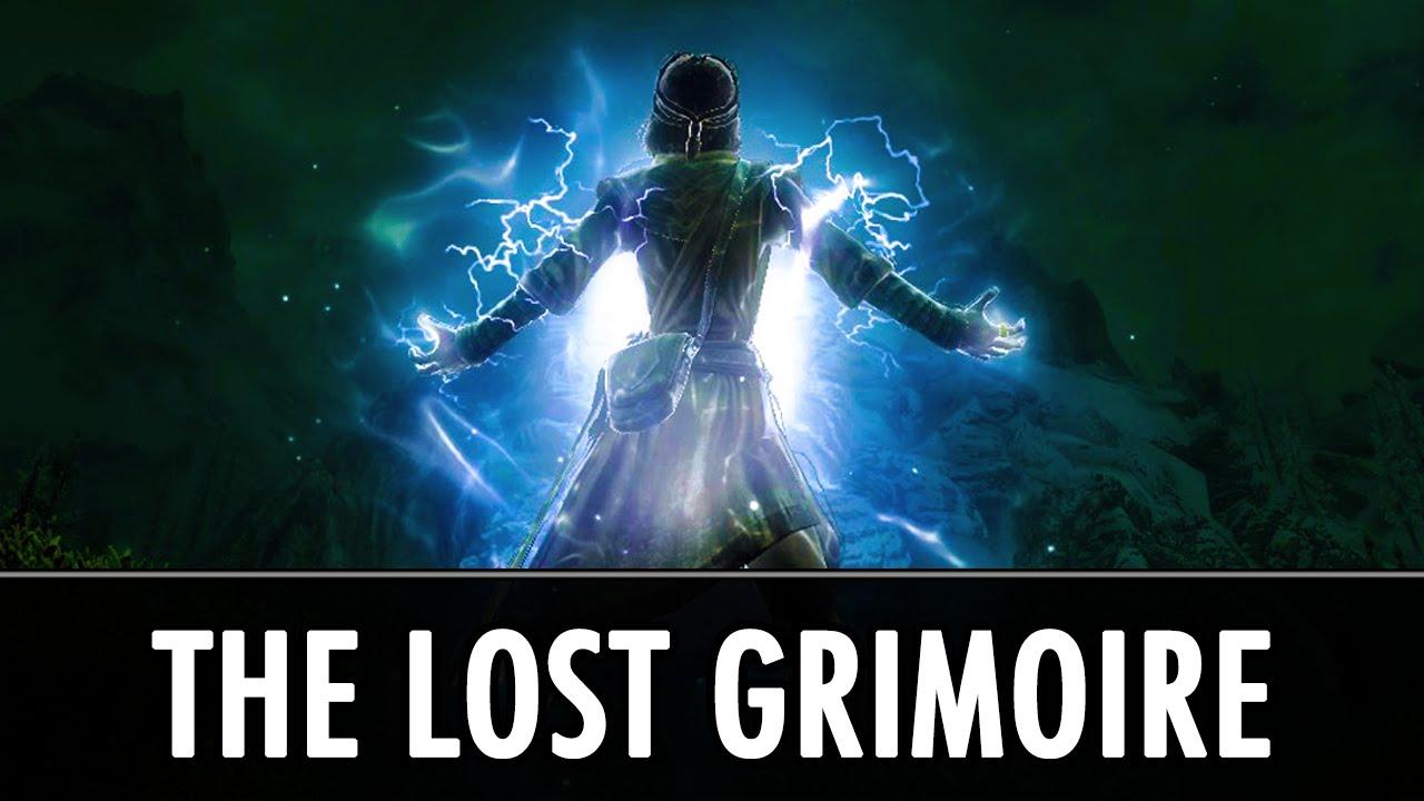 lost grimoire skyrim