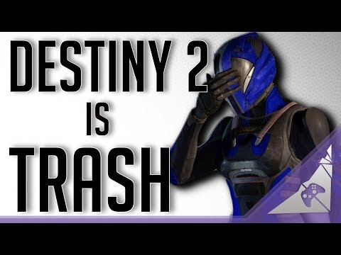 Destiny 2 is a Joke.