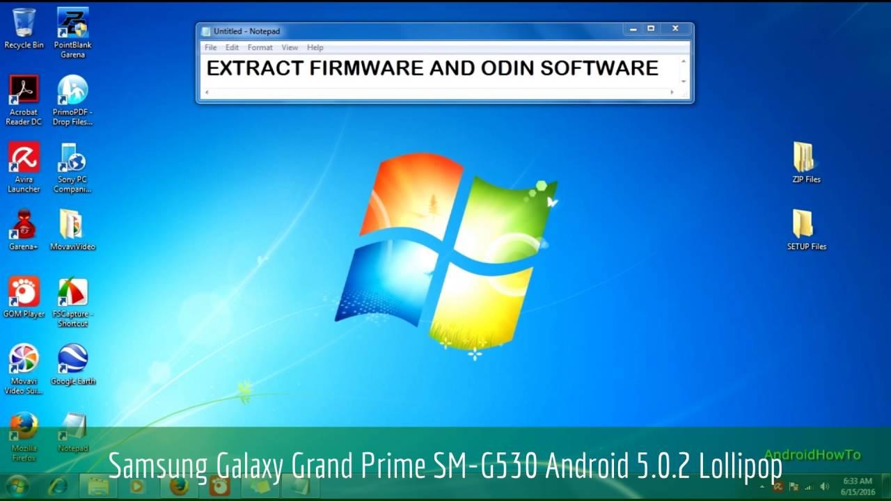 firmware samsung grand prime sm g530h argentina