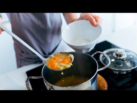 Готовим ТРИ вкусных супа. Рецепты от Всегда Вкусно!