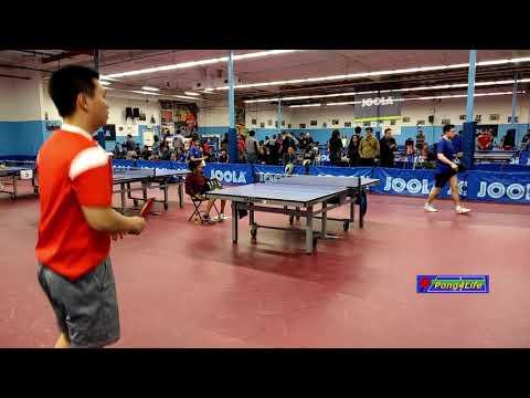 Sharon Alguetti (2619) Vs Victor Liu (2582) At 2019 National Ranking Tournament