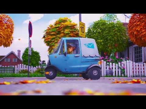 Renault   The postman   2018   Renault Z.E.