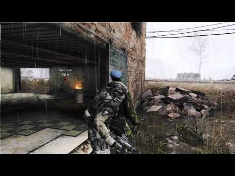Ghost Recon : Future Soldier - Mission Walkthrough 1 - Stealth [UK]
