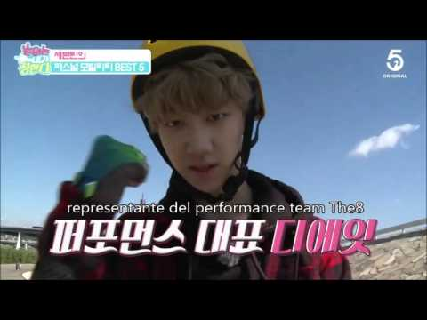 [Sub Español] Seventeen The Ranking is Up To Me! Ep.1