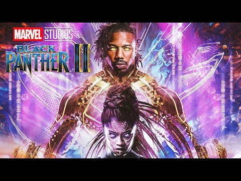 Black Panther 2 New Marvel Intro Scene and Movies Easter Eggs Breakdown - Emergency Awesome