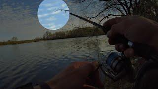 Рыбалка на спиннинг Поймать с первого заброса ничего не значит