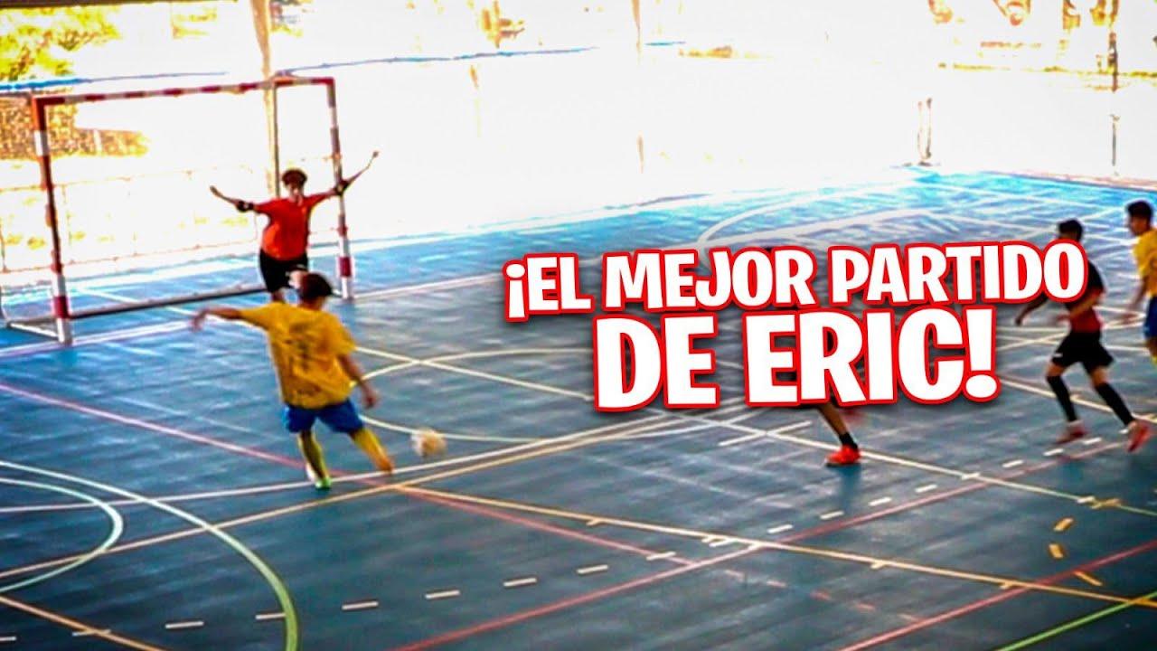 EL MEJOR PARTIDO DE ERIC DE LA TEMPORADA... *final de partido increíble*
