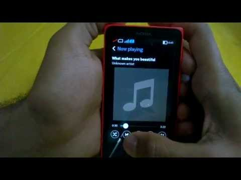 Music Applications on Nokia X Android