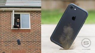 iPhone 7 SURVIVES 11ft DROP Test?