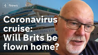 Coronavirus: Brits stranded on plagued cruise ship could be flown home