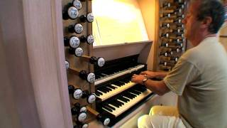 Mendelssohn Organ Sonata No. 2 Allegro maestoso e vivace