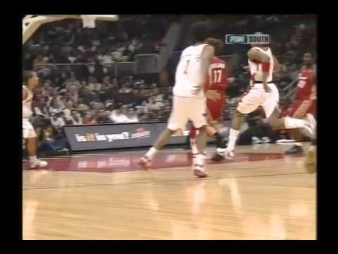 Top 10 Blocks from the 2004-05 NBA Season