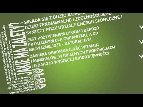 Alga Spirulina Platensis - Bogactwo witamin i minerałów