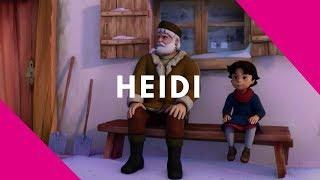 Heidi 🌸 ¡Heidi y el Abuelo se divierten juntos!