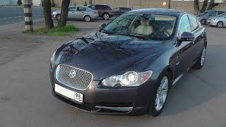 Выбираем б\у авто Jaguar XF (бюджет 900-1.000тр)