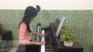 Lớp Học Piano Người Lớn - Quỳnh Như - Romance & Mariage D'amour [TT Âm Nhạc Upponia - Tự Học Piano
