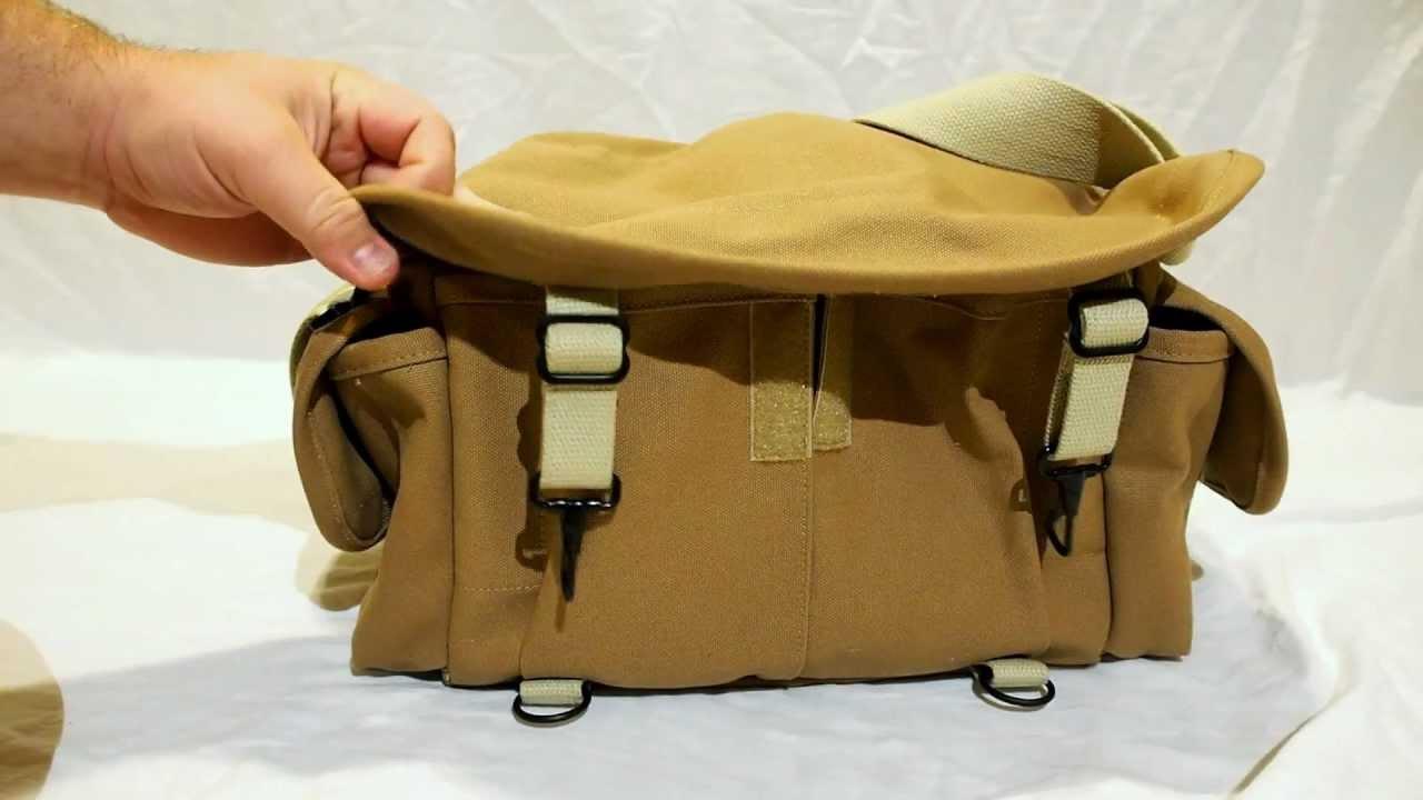 Domke F 2 Camerabag Review Youtube Tas Kamera Wotancraft Messenger Premium