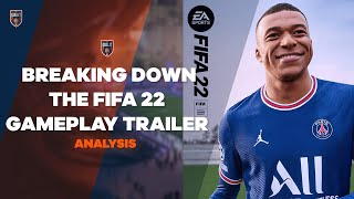 FIFA 22 Looks Very EXCITING   FIFA 22 Gameplay Trailer Breakdown