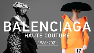 Историк Моды о Показе BALENCIAGA Haute Couture