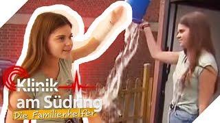 Aggressive Zicke: Ist Clara (17) zweites Mal in der Pubertät? | Die Familienhelfer | SAT.1