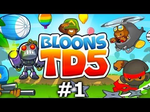Bloons tower defense 5 sun god army vs 100 zomg doovi