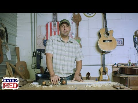 The Art of Making Old-World-Style, Handmade Instruments | Crafted