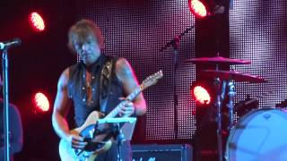 Richie Sambora Hard Times Come Easy Live In Berlin 13.10.2012