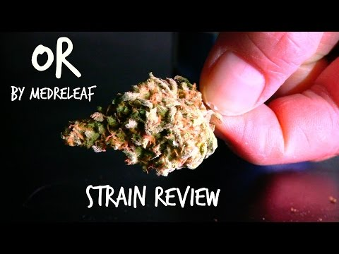 Or by MedReleaf  Strain Review Using the Da Vinci Ascent