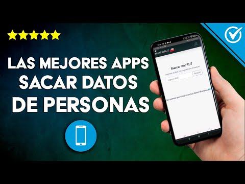Las Mejores Aplicaciones para Sacar Datos de Personas - Encuentra a Alguien que hace Mucho no ves