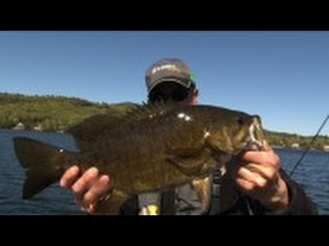 New Hampshire Lakes Region Fishing