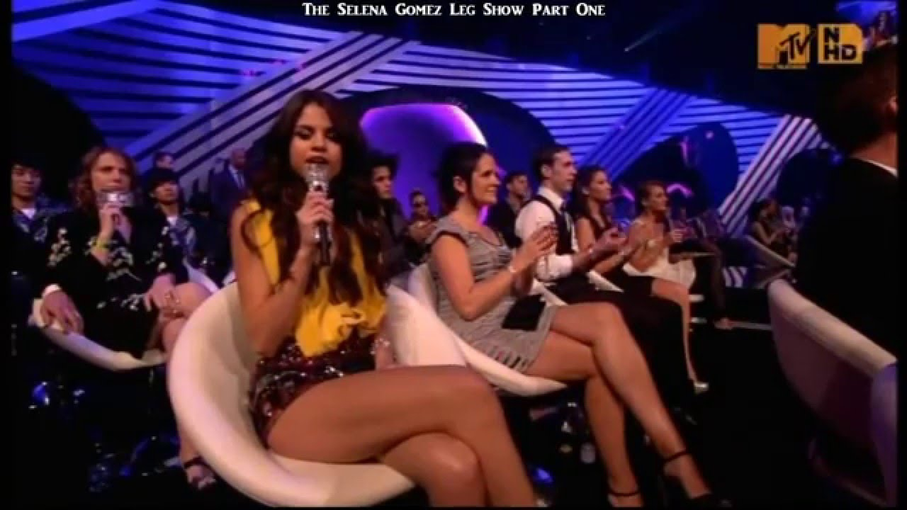 The Selena Marie Gomez Leg Show Part One