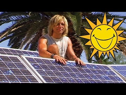 SOLAR POWER 4 ME- My house is powered by the SUN, ...You can do this too! Markus Rothkranz