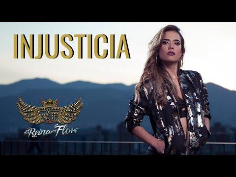Injusticia - Yeimy (Gelo Arango) La Reina Del Flow 🎶 Canción Oficial - Letra | Caracol TV