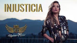 Injusticia - Yeimy (Gelo Arango) La reina del Flow 🎶 Canción oficial - Letra   Caracol TV
