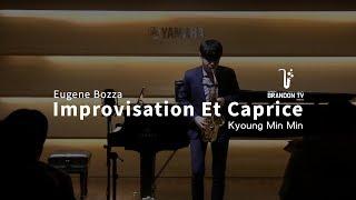 Improvisation Et Caprice - Eugene Bozza Kyoung Min Min