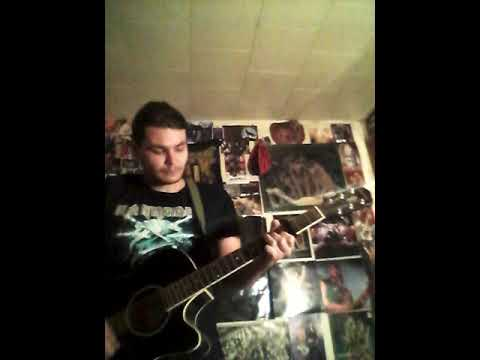 Marty Robbins-Big Iron (Acoustic guitar cover)