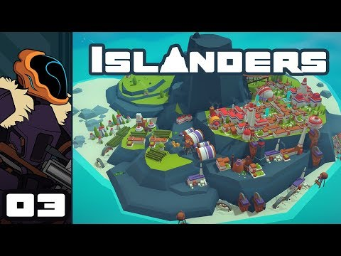 Let's Play Islanders - PC Gameplay Part 3 - Island Paradise