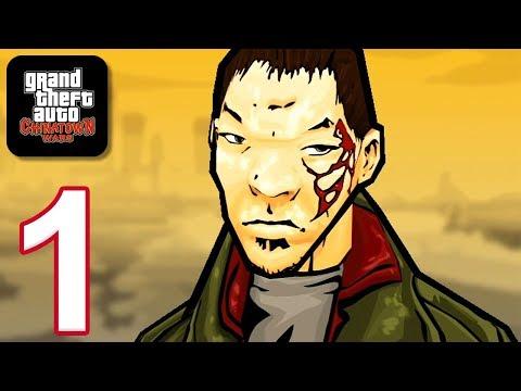 GTA: Chinatown Wars - Gameplay Walkthrough Part 1 (iOS, Android)