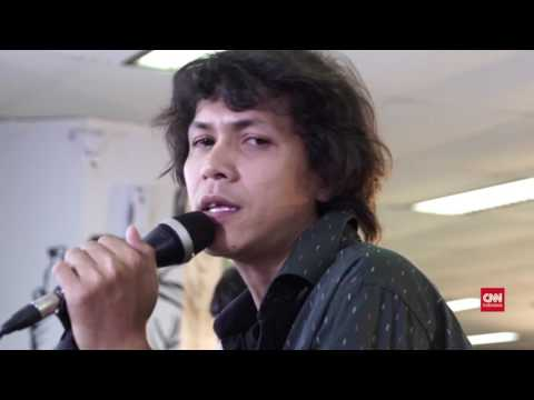 Indische Party - Khilaf di Music at Newsroom