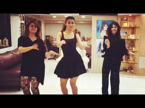 Mouni Roy, Divyanka Tripathi & Ekta Kapoor BEAT PE BOOTY Dance | A Flying Jatt|TV Prime Time