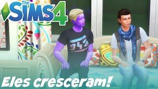 ELES CRESCERAM!! - 100 BEBÊS #194 - THE SIMS 4