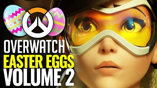 Overwatch - Easter Eggs - Volume 2