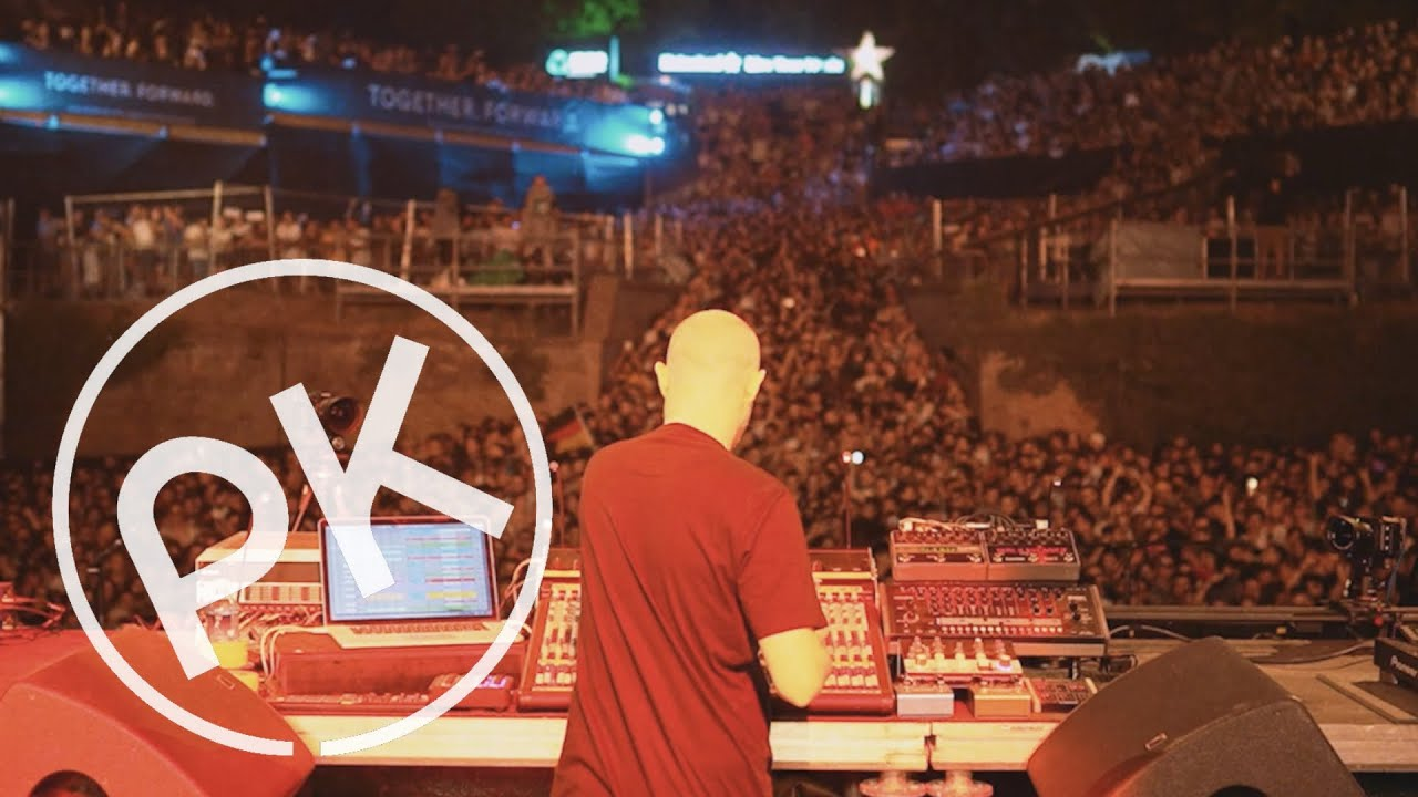 Paul Kalkbrenner – Si Soy Fuego  (Official Video)