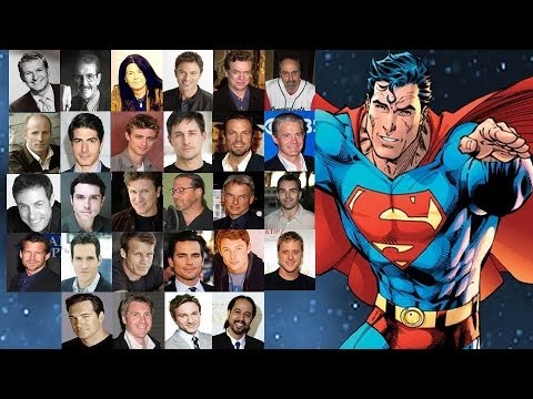 Comparing The Voices  Superman