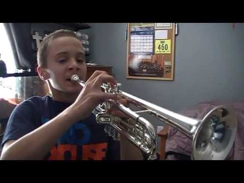 Safe and Sound-Capital Cities (Trumpet Solo Cover)
