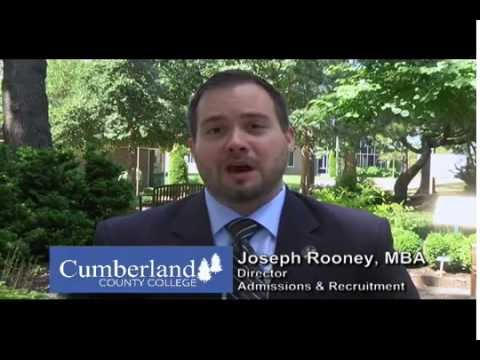 "Cumberland County College - ""Your Future Starts Here"""