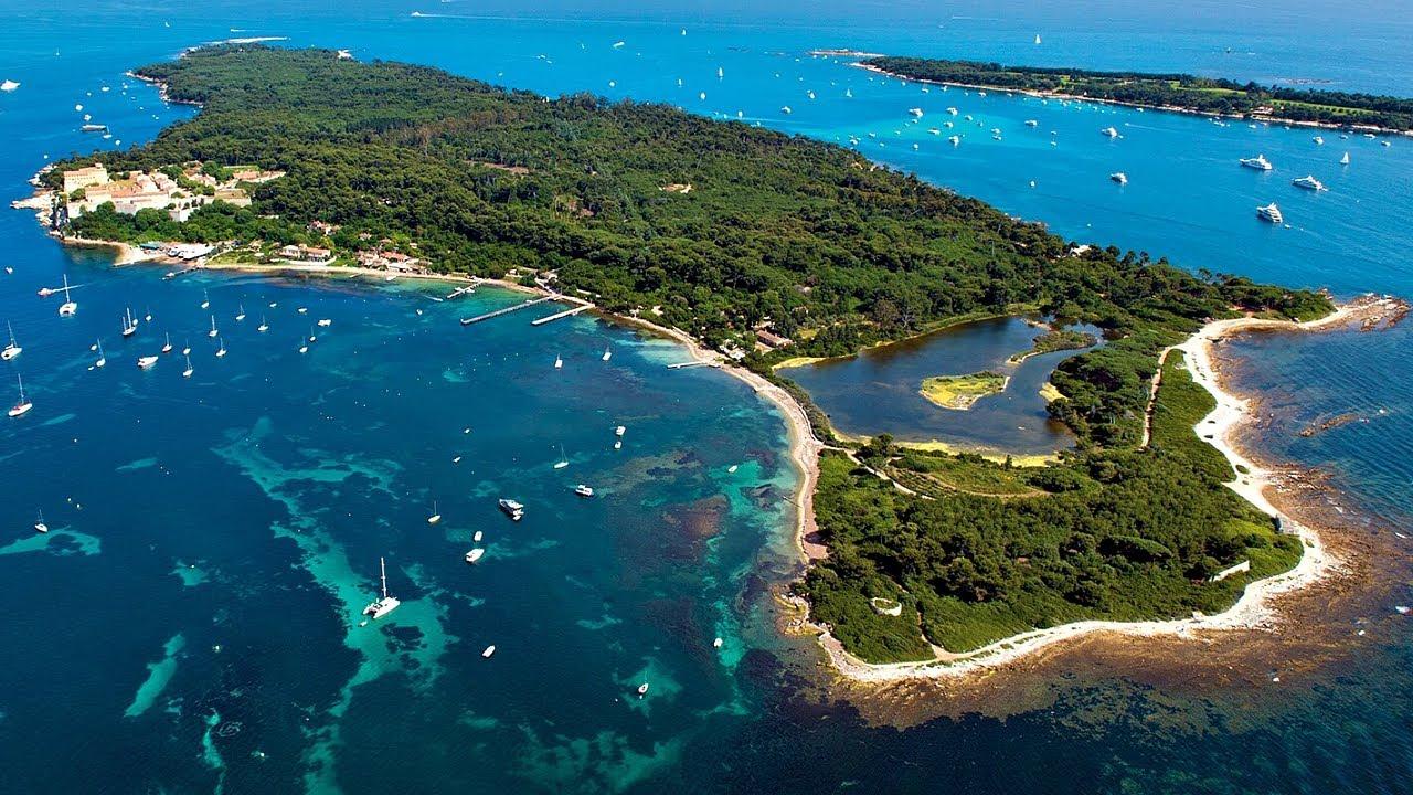 ОСТРОВ СВЯТОЙ МАРГАРИТЫ | Île Sainte-Marguerite | ЛАЗУРНЫЙ БЕРЕГ