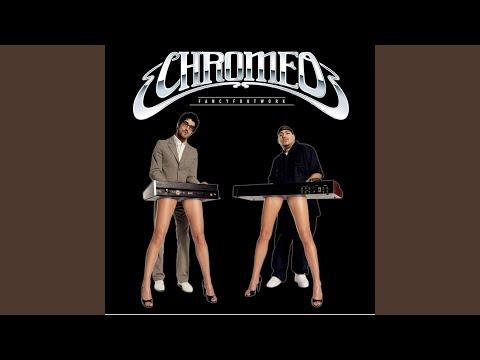 I Am Somebody - DJ Mehdi feat. Chromeo