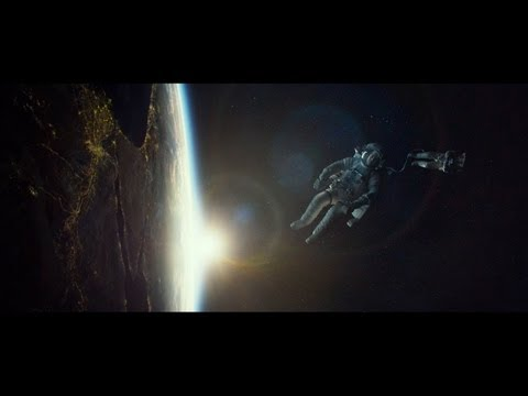 First trailer for Alfonso Cuarón's Gravity starring George Clooney and Sandra Bullock